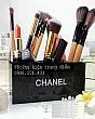 Khay Cắm Cọ 3 Ngăn Chanel 1