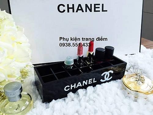 Khay Đựng Son Chanel 14 ô