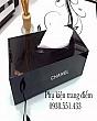 Hộp Đựng Khăn Giấy Chanel 2
