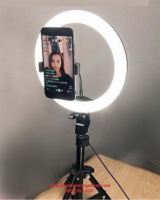 Đèn Hỗ Trợ Livestream - Trang Điểm 26cm