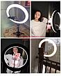 Đèn Hỗ Trợ Livestream - Trang Điểm 26cm 7