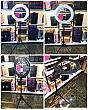Đèn Livestream Bán Hàng - Make Up Chuyên Nghiệp 45cm 1