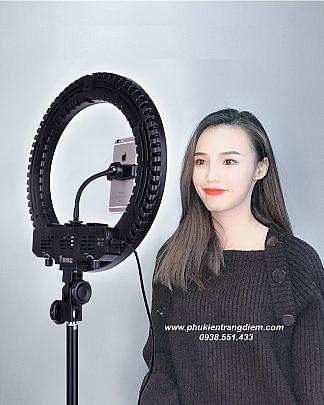 Đèn Livestream 35cm Hỗ Trợ Bán Hàng - Trang Điểm - Phun Xăm - Spa