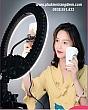 Đèn Livestream 35cm Hỗ Trợ Bán Hàng - Trang Điểm - Phun Xăm - Spa 1
