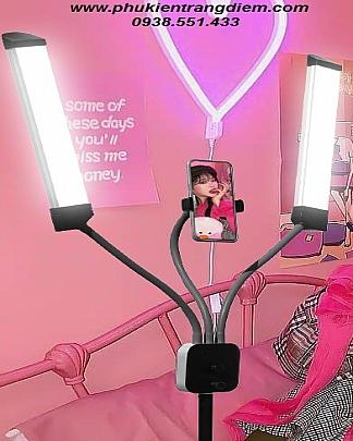 Đèn Spa - Livestream - Phun Xăm - Nối Mi - Trang Điểm DOUBLE ARM LED