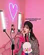 Đèn Spa - Livestream - Phun Xăm - Nối Mi - Trang Điểm DOUBLE ARM LED 4