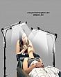 Đèn Spa - Livestream - Phun Xăm - Nối Mi - Trang Điểm DOUBLE ARM LED 5