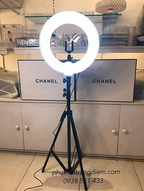 Đèn Make Up - LiveStream Led Ring RL-12