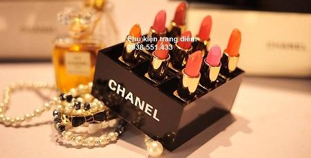 Khay Mỹ Phẩm Chanel Đựng Trang Điểm tại TPHCM