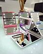 Gương đèn led mini