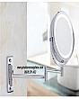 Gương Đèn Treo Tường Phòng Tắm Khách Sạn 5
