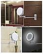 Gương Đèn Treo Tường Phòng Tắm Khách Sạn 6