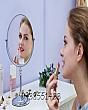 Gương Trang Điểm Inox 2 Mặt - Size Lớn 3