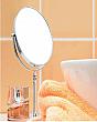 Gương Trang Điểm Inox 2 Mặt - Size Nhỏ