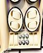 Tủ Hộp Đựng Đồng Hồ Cơ - 12 Xoay + 4 Cố Định [Có Đèn Led] 8