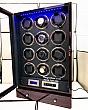Tủ Xoay Đồng Hồ Cơ - 12 Ngăn [Remote Điều Khiển]