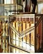 Hộp Đựng Son 24 Ngăn Viền Vàng Luxury 1