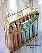 Hộp Đựng Son 24 Ngăn Viền Vàng Luxury 5