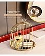 Khay Lồng Chim Đựng Mỹ Phẩm - Nước Hoa 1 Tầng [Size Nhỏ] 2