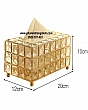 Hộp Đựng Khăn Giấy Pha Lê Diamond 6