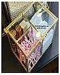 Hộp Đựng Bông Tẩy Trang & Tăm Bông Golden 3