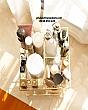 Kệ Khay Đựng Mỹ Phẩm Golden Xoay 360 Độ - Vuông 4