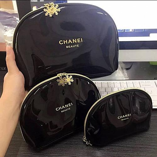 Bóp Chanel Đựng Mỹ Phẩm - Size Trung