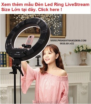 đèn trang điểm make up - livestream size lớn