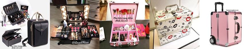 Cốp trang điểm vali make up cao cấp giá rẻ ở tphcm