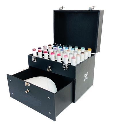 cốp thùng đựng đồ làm nail đựng máy hơ gel giá rẻ