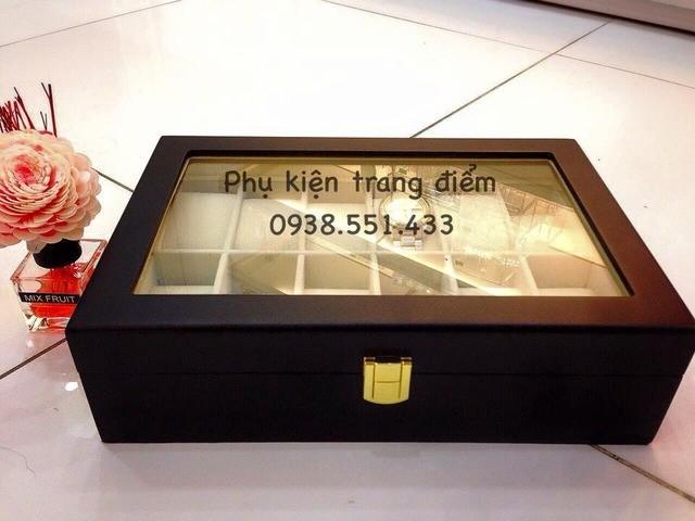 Hộp đựng đồng hồ đẹp giá rẻ tại phukientrangdiem.com