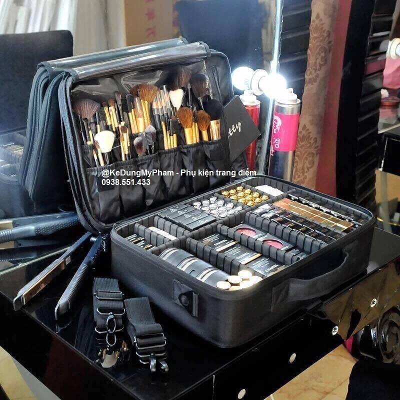Cặp đựng đồ make-up trang điểm tiện lợi