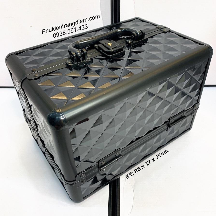 hộp cốp đựng đồ trang điểm, đựng mỹ phẩm cá nhân nhỏ gọn