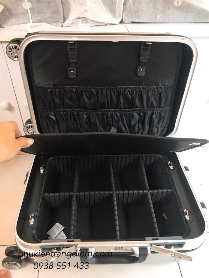 thùng cốp vali trang điểm chuyên nghiệp cao cấp giá rẻ