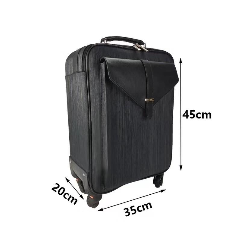 cốp trang điểm bằng vải chống nước vali kéo chuyên nghiệp
