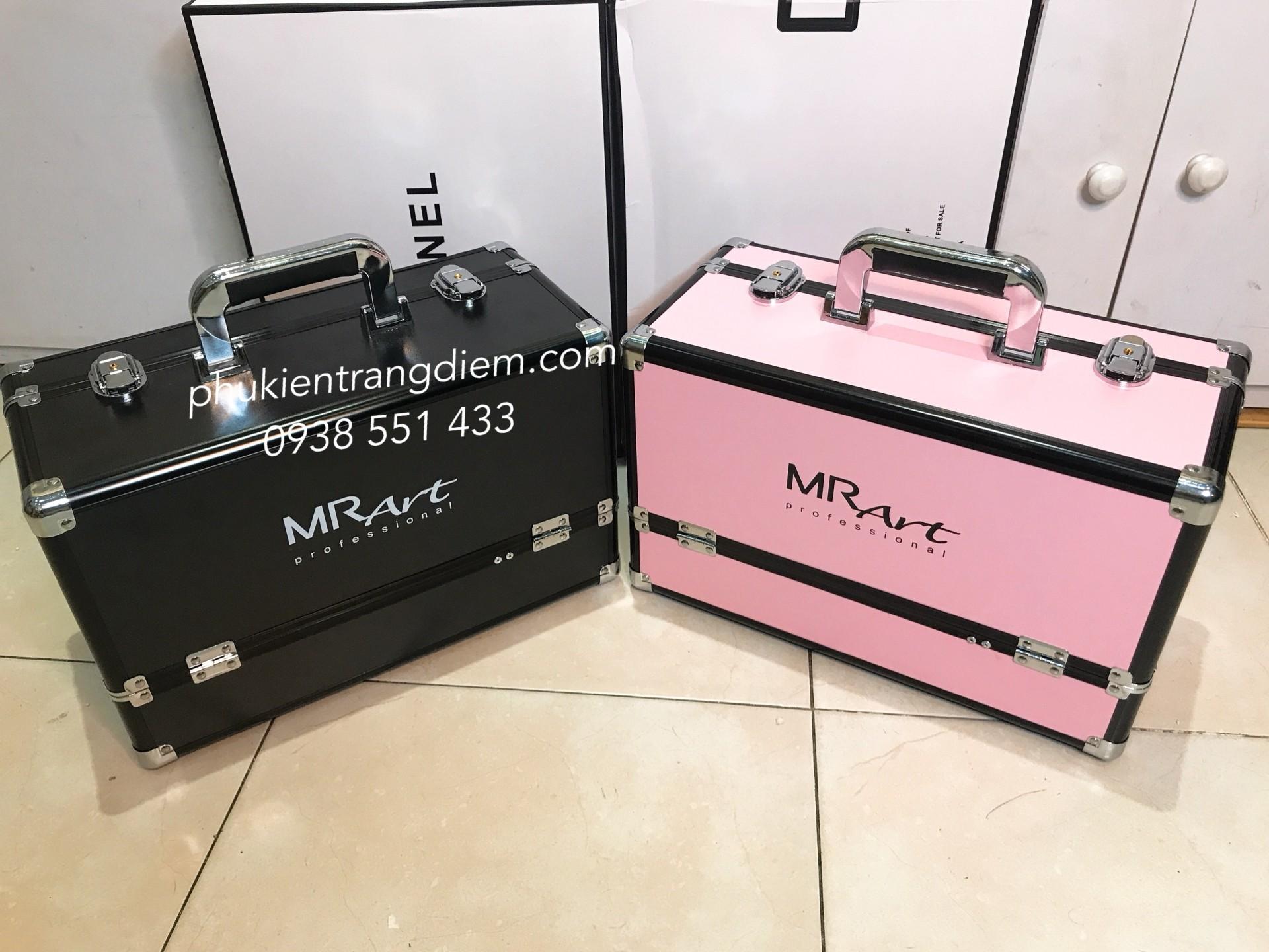 cốp thùng trang điểm màu hồng chuyên nghiệp giá rẻ tphcm