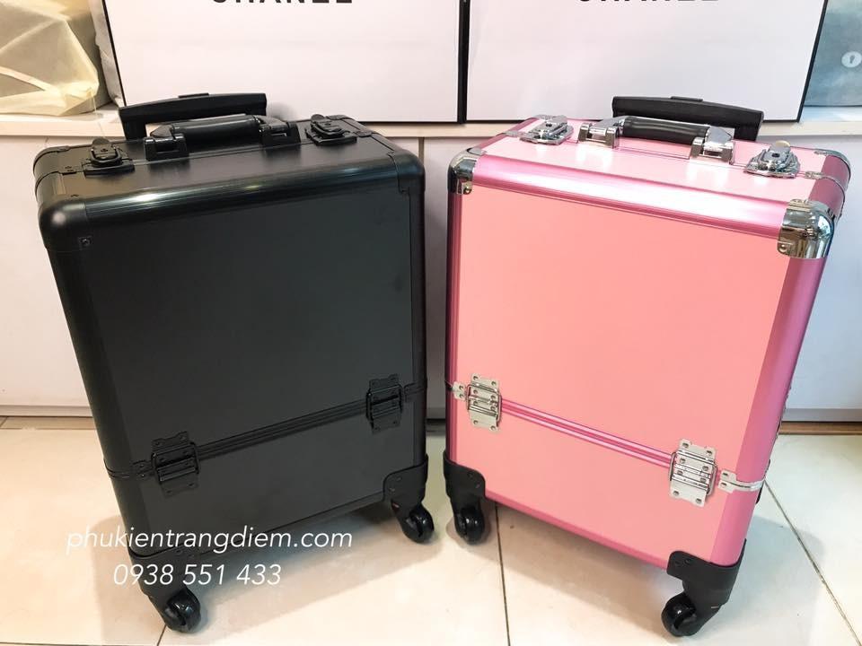 cốp trang điểm vali kéo chuyên nghiệp cao cấp giá rẻ