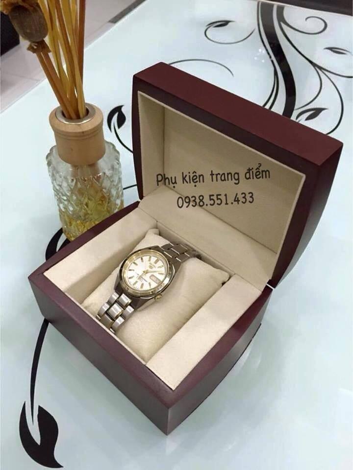 Hộp đồng hồ gỗ 1 chiếc sang trọng chuyên sỉ và lẻ hộp đồng hồ toàn quốc