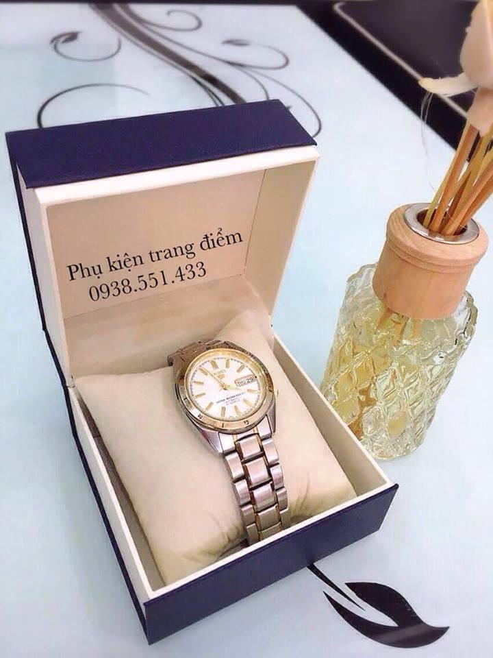 Hộp đựng đồng hồ 1 cái giá rẻ kèm nhiều mẫu mã đẹp tại shop Phukientrangdiem.com
