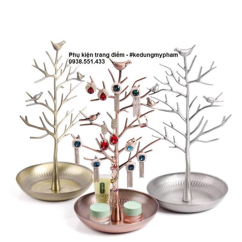 bán giá kệ treo trang sức thân cây đẹp giá rẻ