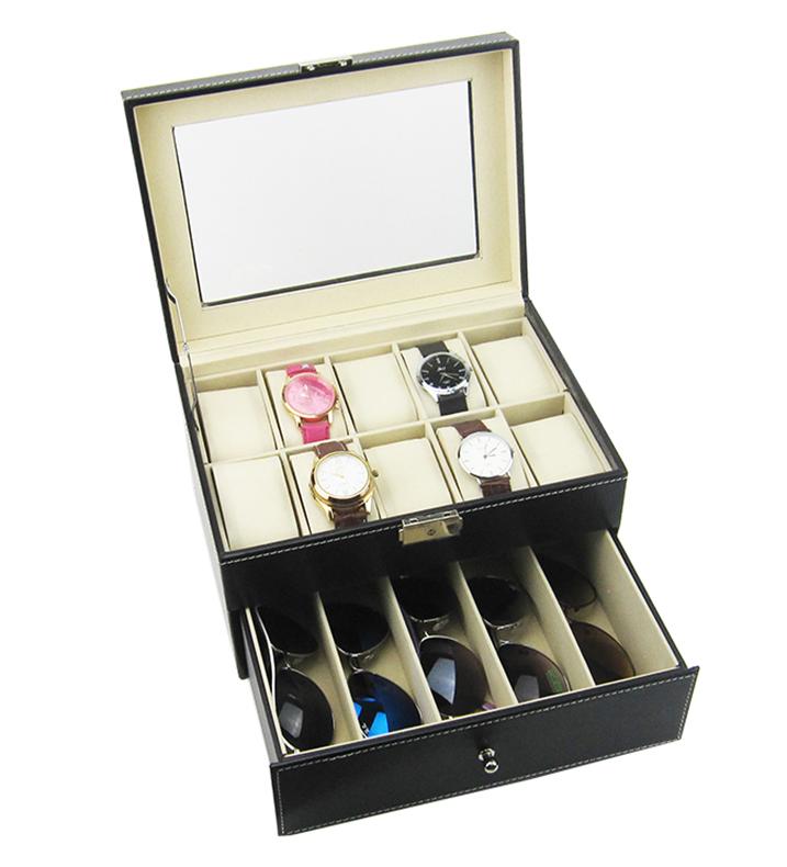bán hộp đồng hồ mắt kính 2 tầng giá rẻ ở tphcm