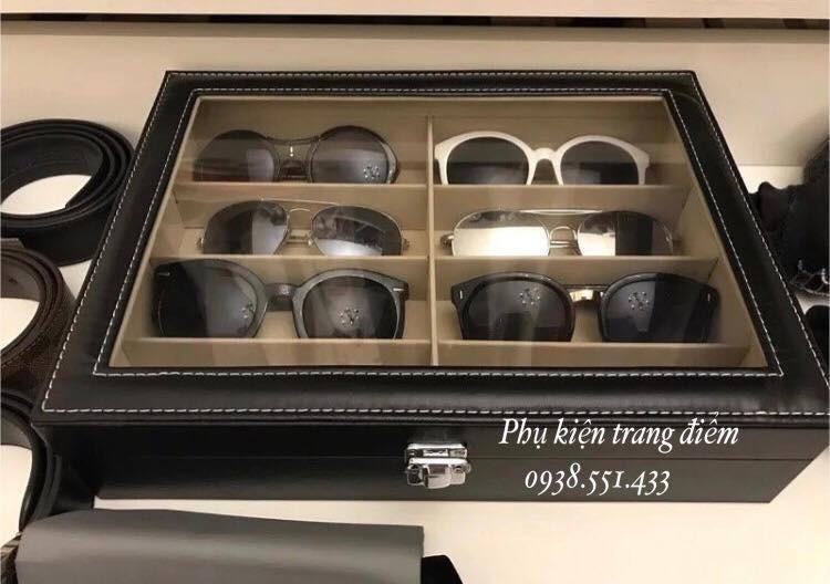 hộp đựng kính mát, hộp đựng nhiều mắt kính