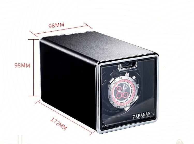 hộp lắc đồng hồ cơ tự động 1 ngăn xoay giá rẻ