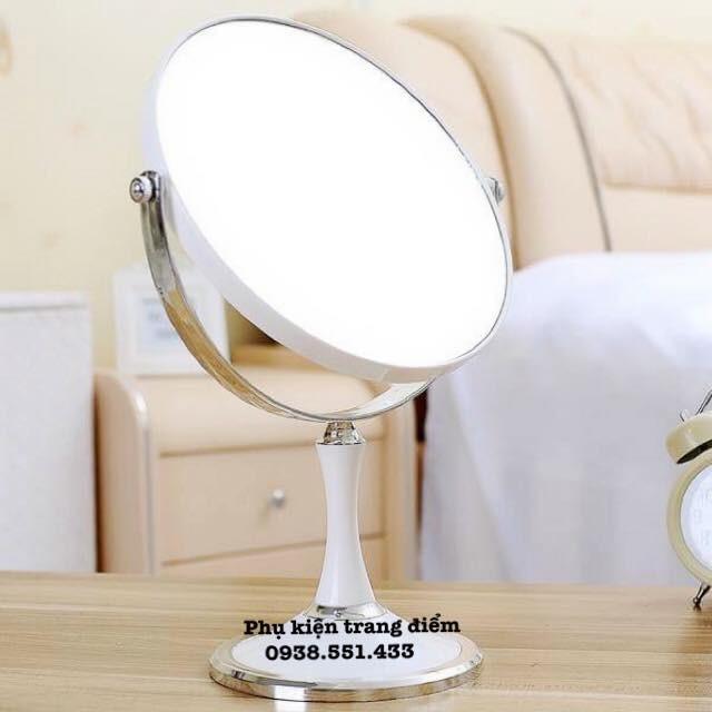 gương luxury make up 2 mặt TPHCM