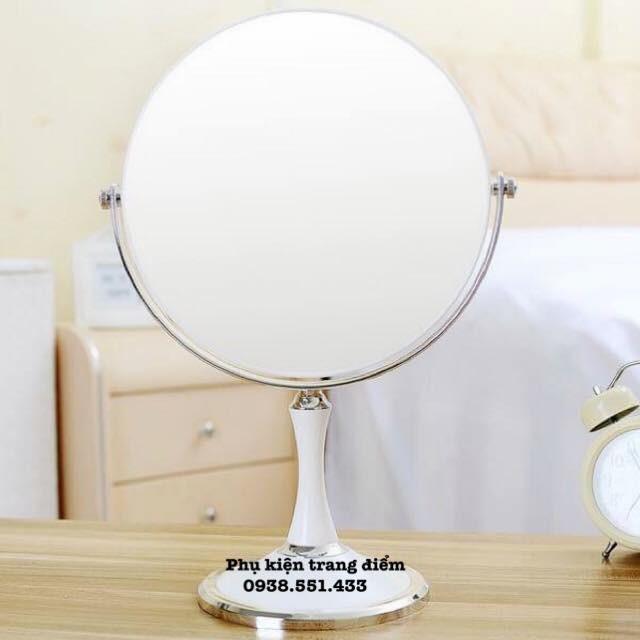 Gương trang điểm 2 mặt ở đâu bán TPHCM