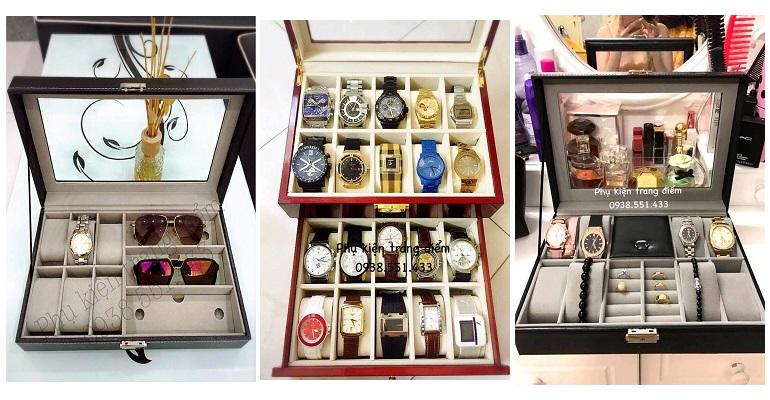 hộp đựng đồng hồ cao cấp giá rẻ tphcm - hà nội