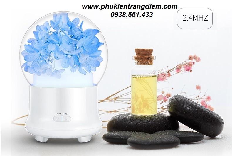 máy phun sương khuếch tán tinh dầu tỏa hương thơm phòng đẹp giá rẻ