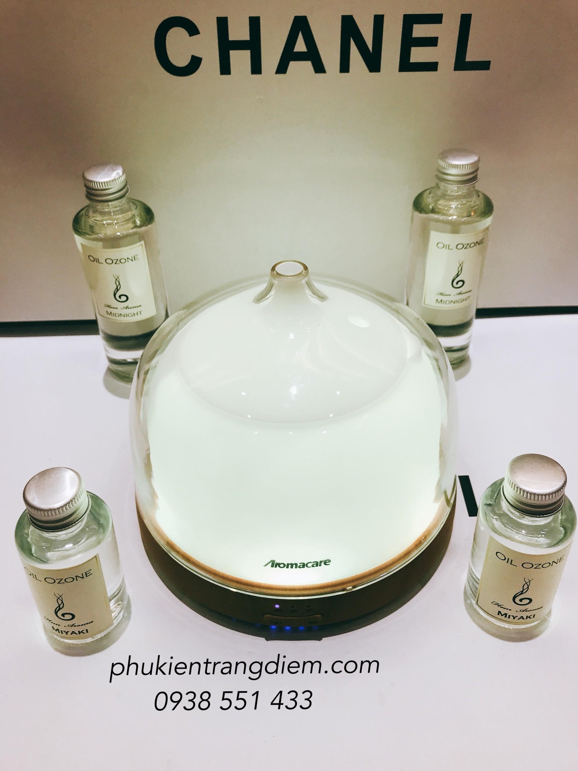 máy xông phun khuếch tán tinh dầu đẹp giá rẻ