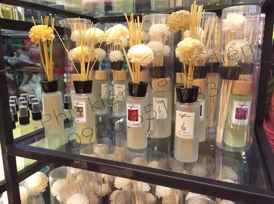 tinh dầu thơm phòng của Thái ở đâu bán ?