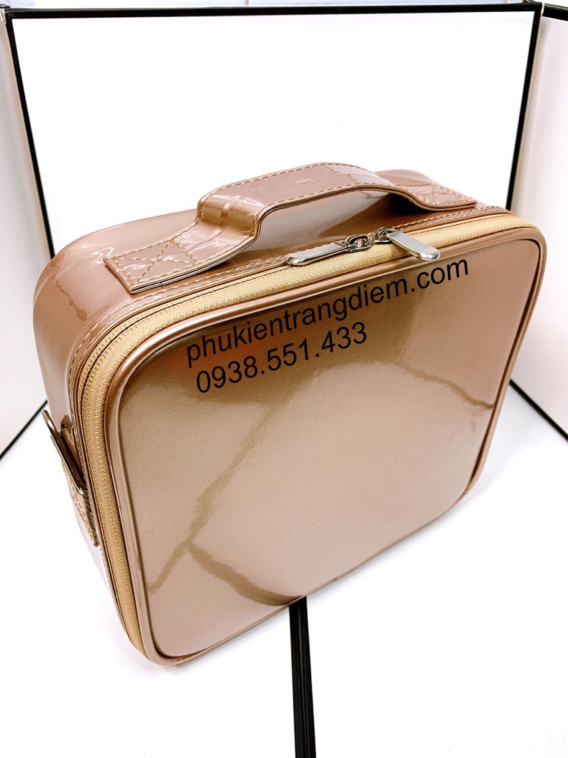 cốp túi đựng mỹ phẩm trang điểm cá nhân du lịch cao cấp giá rẻ